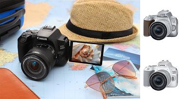 Canon announces the new EOS 200D II: The World's Lightest DSLR