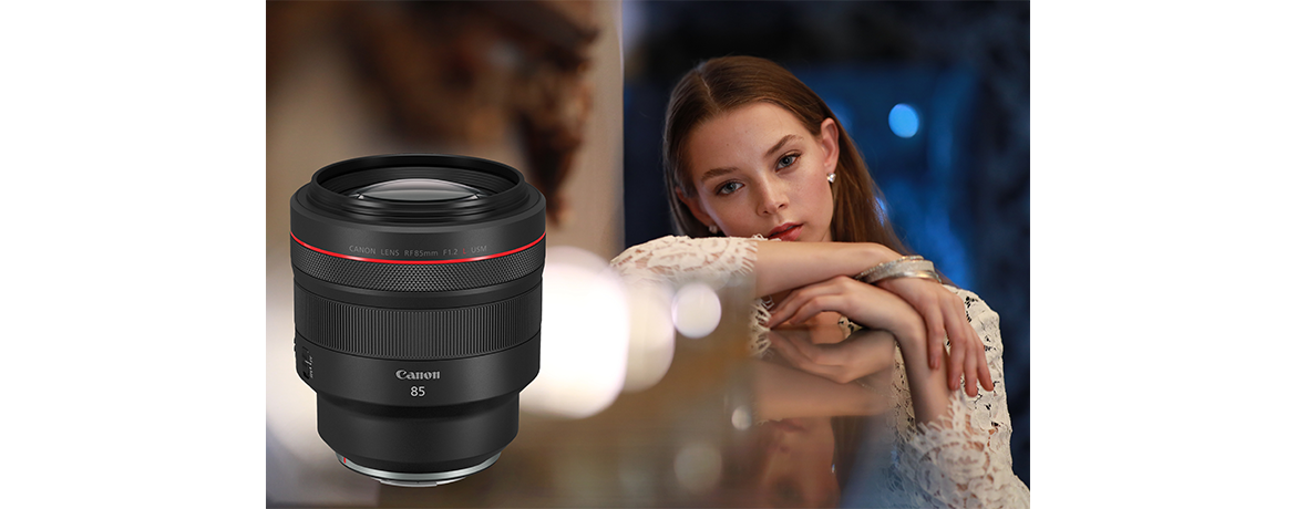 New Canon RF85mm f/1.2L USM Empowers Photographers to Capture Stunning & Soulful Portraits