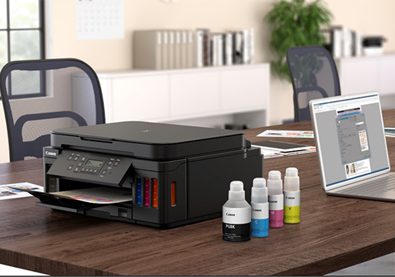 Canon Unveils New and Improved G Series Printers  to Boost Productivity for Small Businesses and Offices