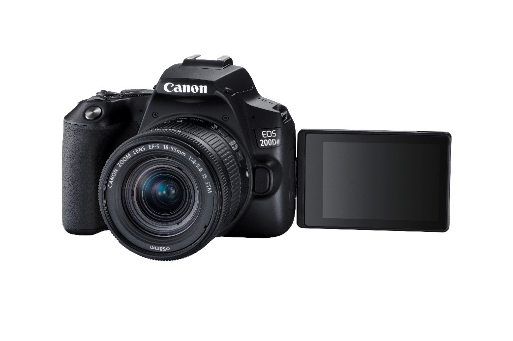 Ahead of the holiday season, Canon launches EOS 200D II DSLR – Delights consumers with its most compact and lightweight DSLR