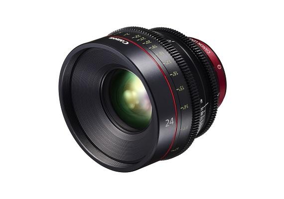 佳能三款全新Sumire定焦電影鏡頭 極致4K解像度完美呈現精彩影像