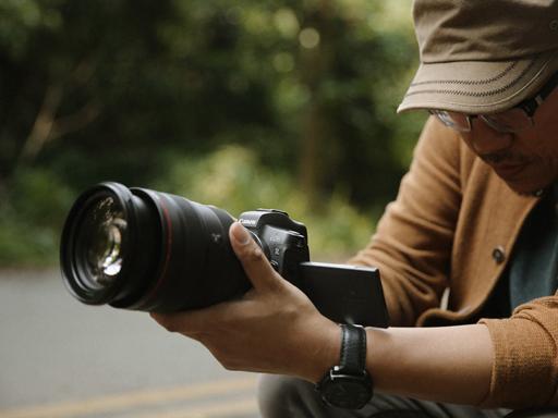 人像攝影師紅刺蝟的 Canon EOS R 經驗漫談