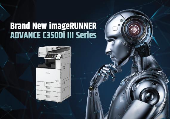 全新imageRUNNER ADVANCE C3500i III系列