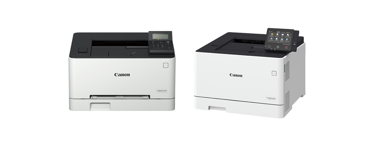 Canon Fulfills the Needs of Today's Offices with Three New imageCLASS Colour Laser Printers