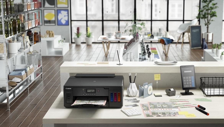 Canon ra mắt loạt máy in phun và máy in laser màu phù hợp nhiều mô hình doanh nghiệp và giúp tăng năng suất in ấn