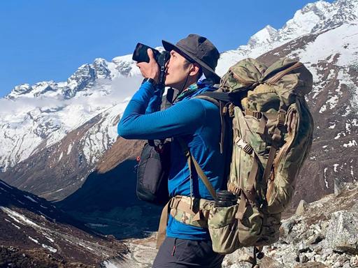 看山岳攝影師雪羊帶著 Canon EOS RP 在海拔 6,476 公尺的極限考驗!