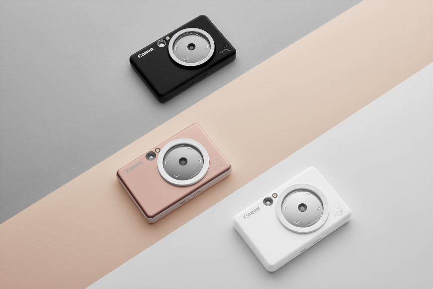 Canon lần đầu ra mắt máy chụp ảnh lấy liền với lựa chọn màu sắc đa dạng, có thể chụp và in ảnh mọi lúc mọi nơi.