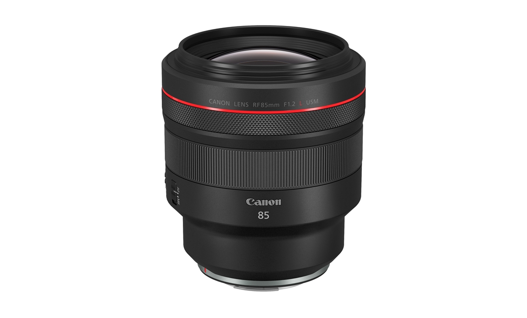 Canon India launches new RF85mm f/1.2L USM lens aimed at professional photographers
