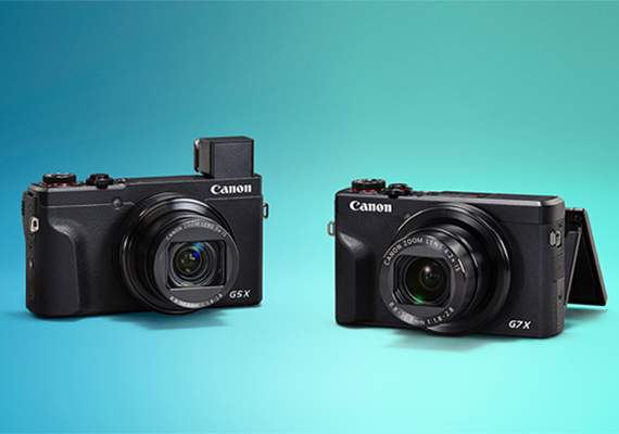 Canon Fuels Creative Expression with Pocket-Friendly  PowerShot G5 X Mark II and PowerShot G7 X Mark III