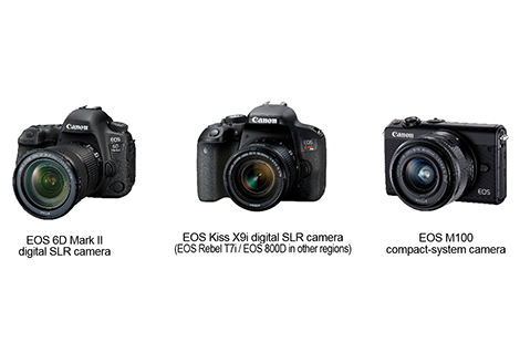 Canon Celebrates 15th Consecutive Year of No. 1 Share of Global Interchangeable-Lens Digital Camera Market