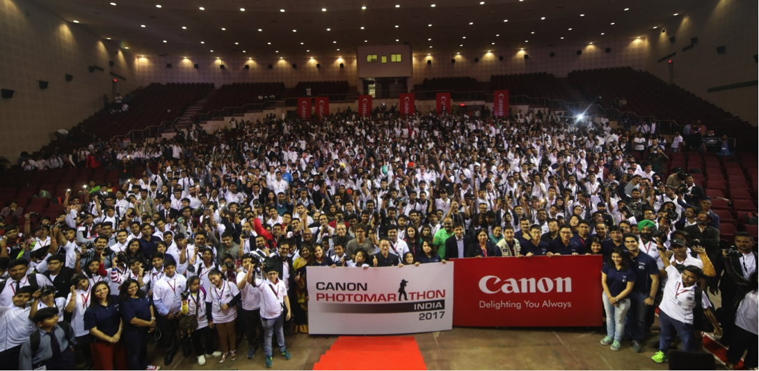 Canon celebrates its 8th edition of Photo Marathon in India