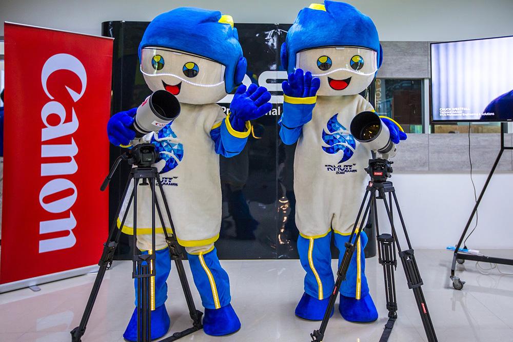 แคนนอน นำทีม CPS ร่วมสนับสนุนกีฬามหาวิทยาลัยแห่งประเทศไทย ครั้งที่ 45 ราชมงคลธัญบุรีเกมส์